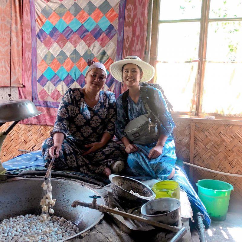 画像: ウズベキスタンで出合った、豊かに暮らす心の在り方