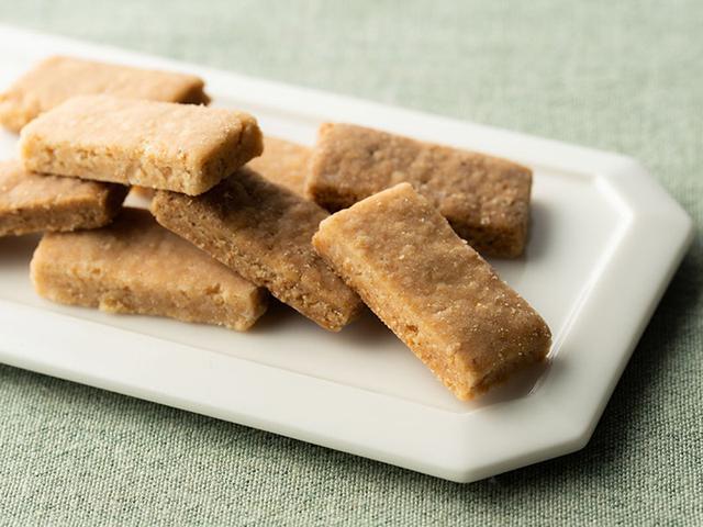 画像: 倉敷おからクッキー・米粉プレーン 160g 540円(もとや)