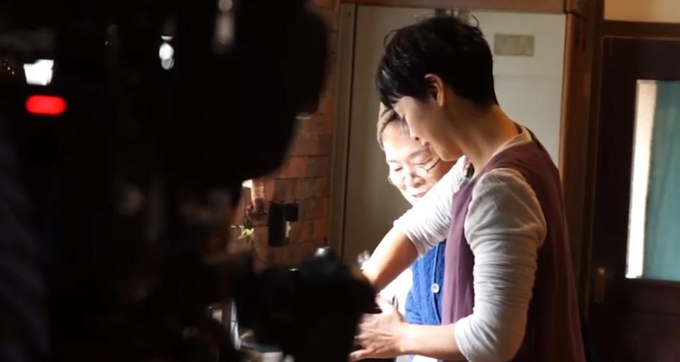 画像2: 「松場さん家の手仕事つなぎ」メイキング動画
