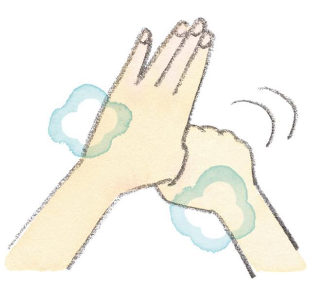 画像5: 正しい手洗いの方法
