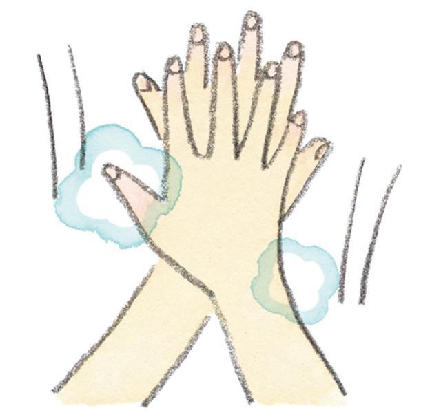 画像2: 正しい手洗いの方法