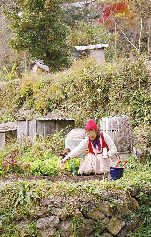 画像: 早川ユミさん 循環する暮らしの楽しみ