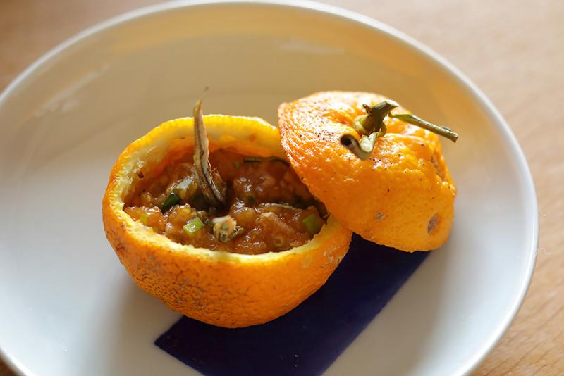 画像: 長野の郷土料理「柚子がま」にも、にぼしは欠かせない存在