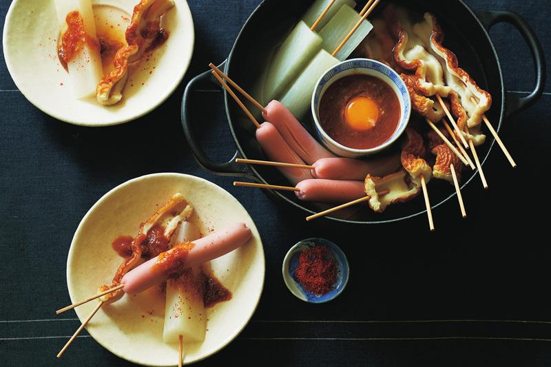 画像: 日本各地のおでんの味を取り入れる!