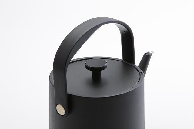 画像5: 保温機能つきで、手軽にいつでもおいしいお茶が飲める