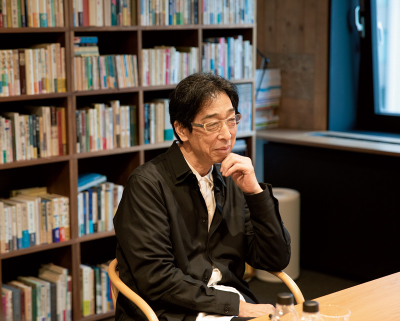 画像: 「おかげさま、おつかれさま、お互いさまという日本独特の精神を大事にしたい。SDGs(持続可能な開発目標)にも貢献するはずです」