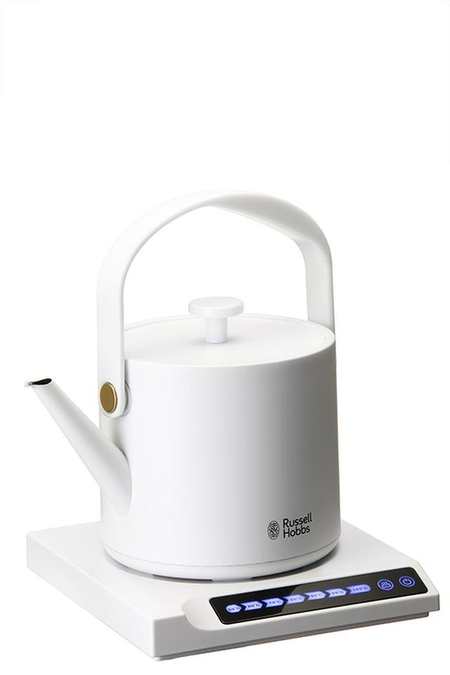 画像1: 保温機能つきで、手軽にいつでもおいしいお茶が飲める