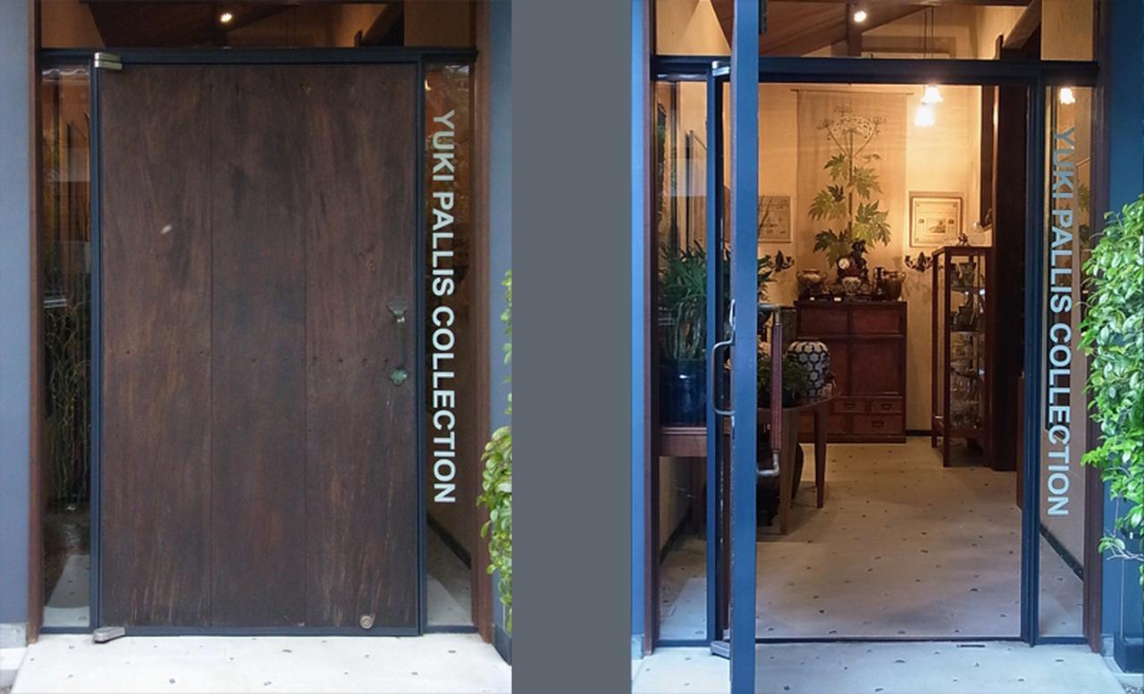 画像: YUKI PALLIS COLLECTION ユキ・パリス コレクション