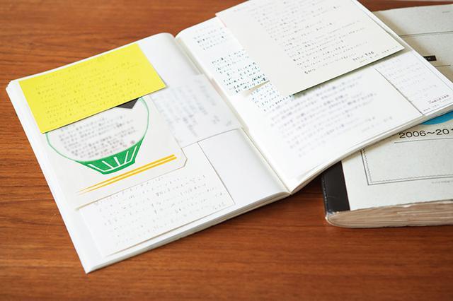 画像: 短期作業に向いているのは出入りの多い物たち