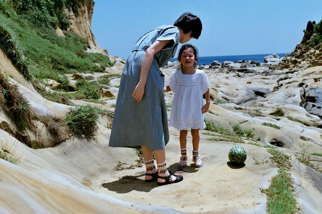 画像1: 腹ごなしに「和平島公園(ハーピンダオ・ゴンユェン)」へお散歩