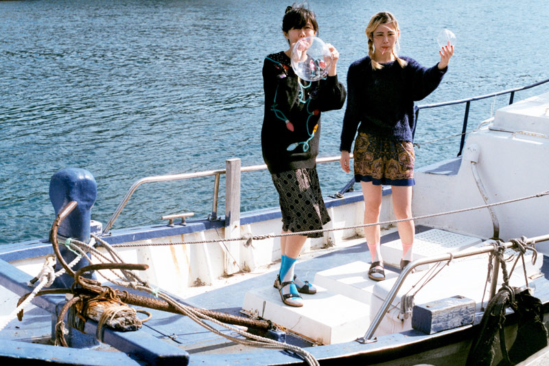 画像3: 海鮮を買い出しに「和平島(ハーピンダオ)」へ