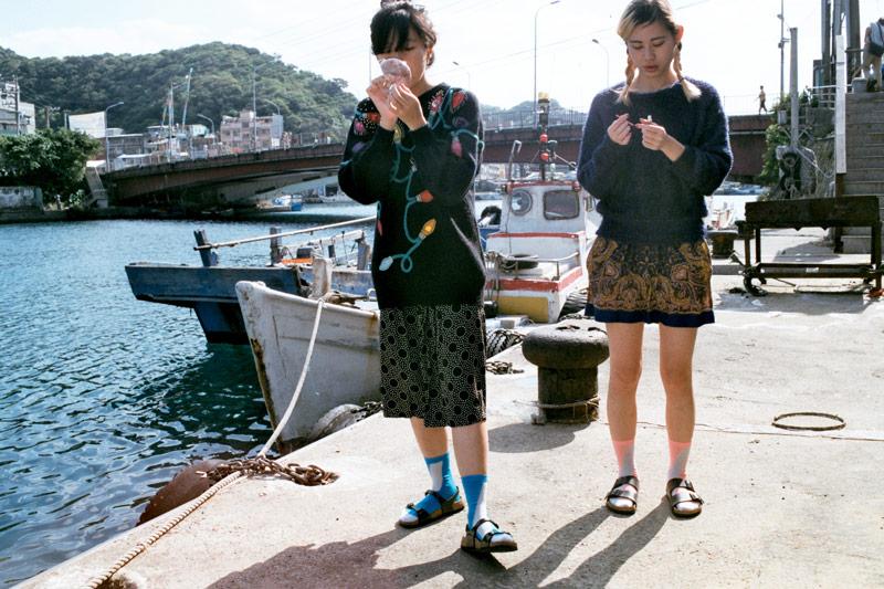 画像1: 海鮮を買い出しに「和平島(ハーピンダオ)」へ