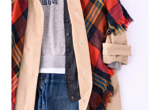画像1: こっそり暖かさを仕込む、重ね着の工夫