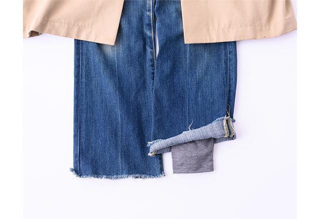 画像2: こっそり暖かさを仕込む、重ね着の工夫