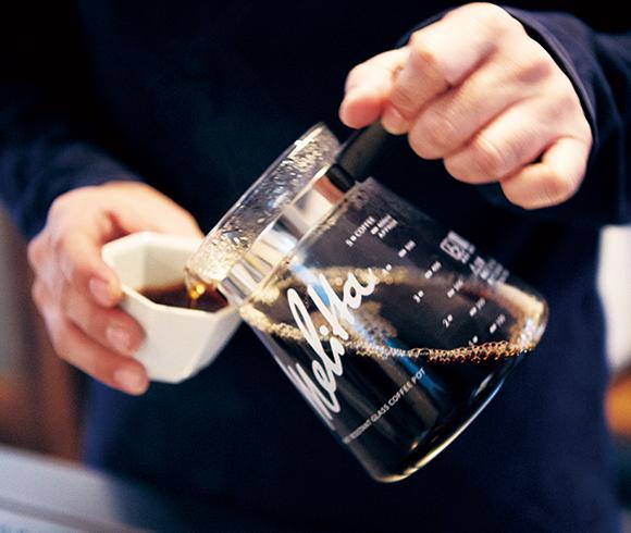画像: コーヒーの香りで始まる朝