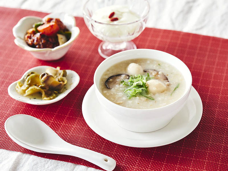 画像: 中華総菜やデザート、ザーサイと並べれば、豪華なランチに(イメージ写真)