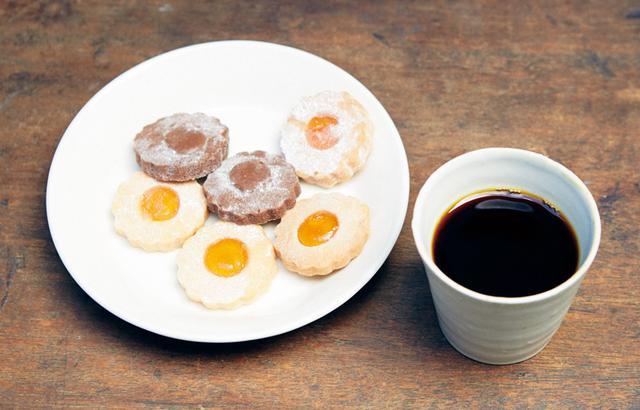 画像1: おやつと一緒に飲むコーヒー