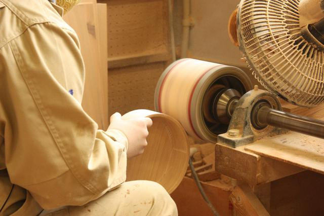画像: 「柴田慶信商店」の白木弁当箱