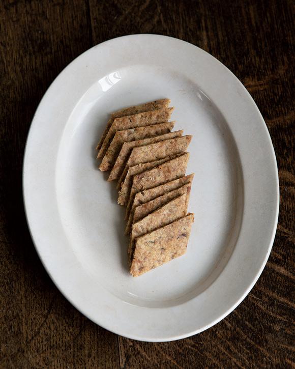 画像: カシューナッツとタイムのクッキーのつくり方