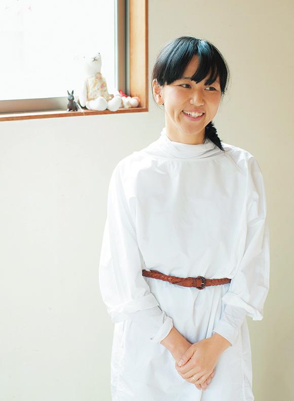 画像: 新年やお祝いには白を着ることが多い。今年はワンピースを着用予定