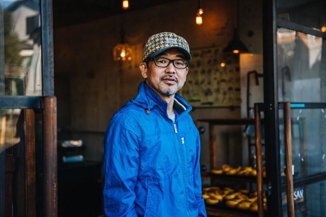 画像: 店主の奥田さん。質問ひとつひとつに、真摯に向き合って答えてくれる姿が印象的でした