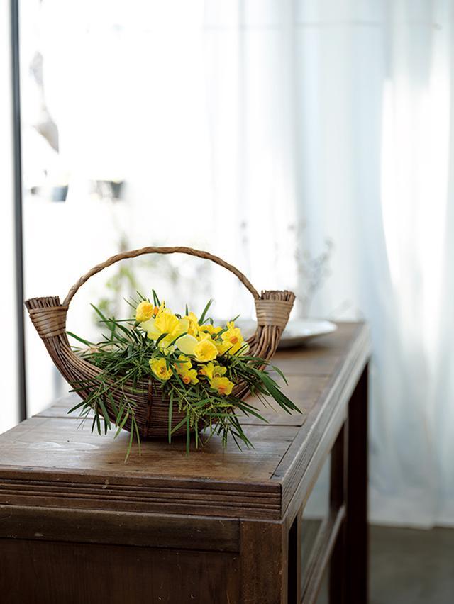 画像: 巻頭特集 平井かずみさん 球根花を暮らしのなかに