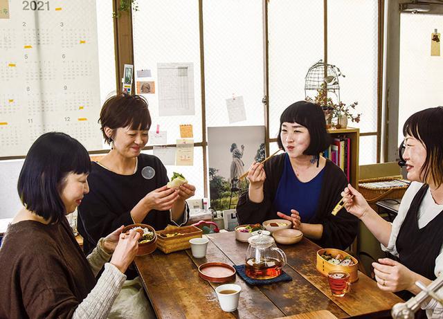 画像: みんなのお弁当の時間
