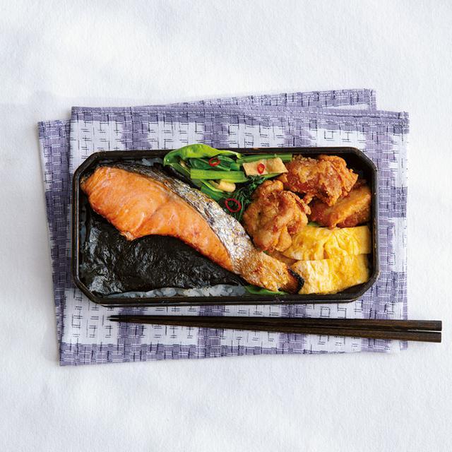 画像: 杵島直美さん 最高ののり弁のつくり方