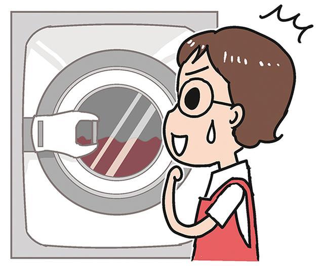 画像: 白い洗濯ものが黒ずんでしまうのはなぜ?