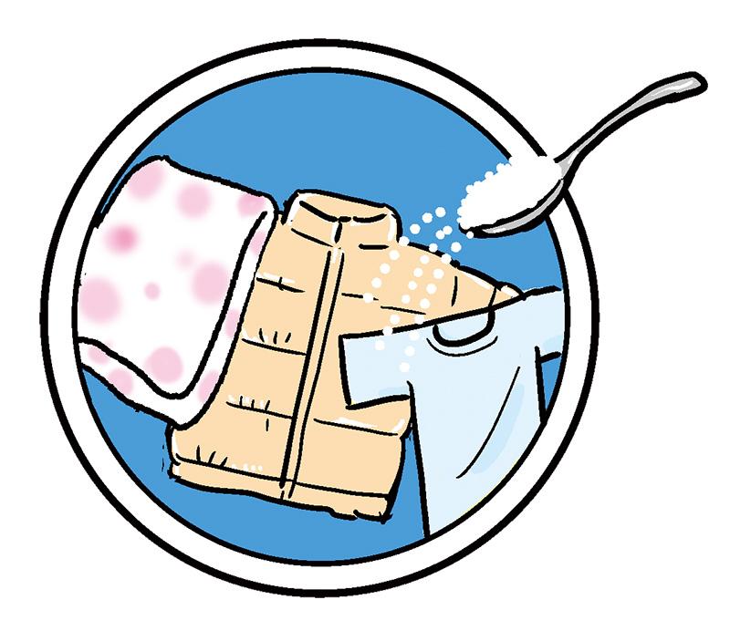 画像: ドラム式洗濯機の場合