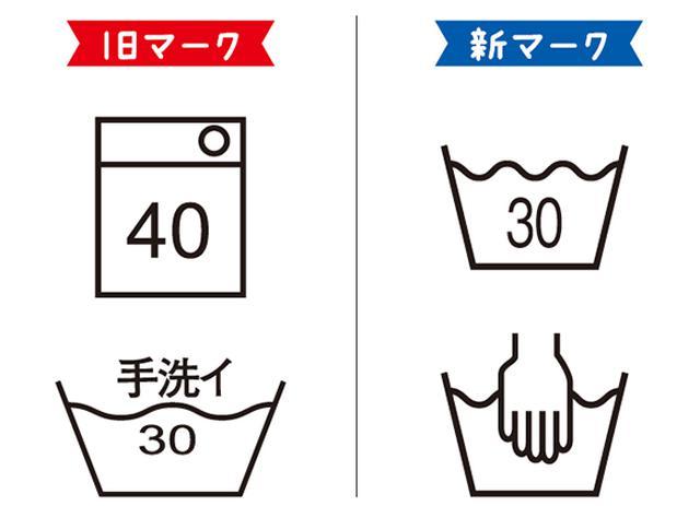 画像: まずは洗濯マークをチェック