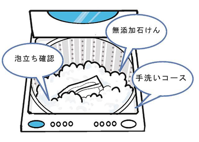 画像2: 洗い方