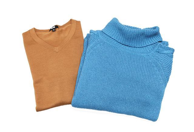 画像: 冬物をしまう前に、大切なセーターを自宅でクリーニング