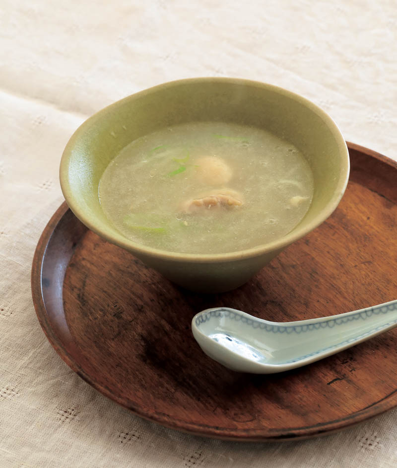 画像1: [体調が悪いとき] 参鶏湯