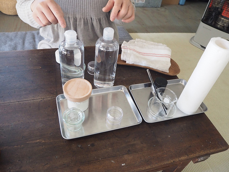 画像3: 台所で料理をするように。身近な素材でつくる、ボディケアアイテム