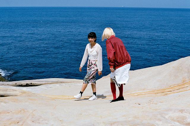 画像2: 穴場の「野柳海(イエリョウハイ)」