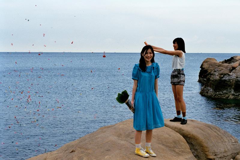 画像1: 初めてのロケーション撮影で訪れた「瑞濱(ルイビン)」