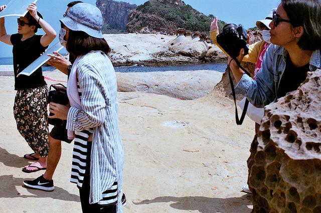画像2: 行ってみたら感動した「野柳の奇岩」