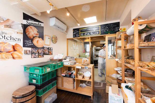 画像: ひっきりなしにお客さんが訪れる人気店。大岡山駅より歩いて5分ほどの場所にあります