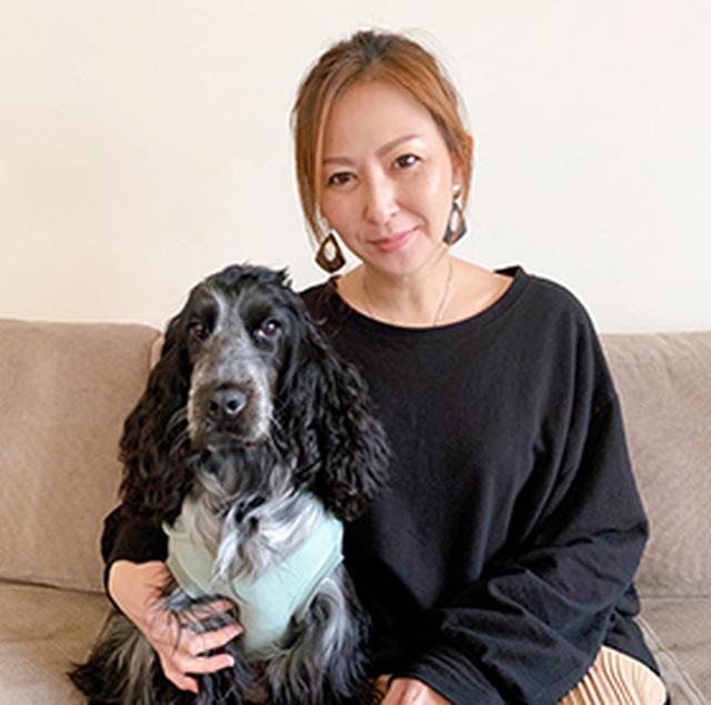 画像3: 保護犬カフェで出会った真っ黒のワンちゃん