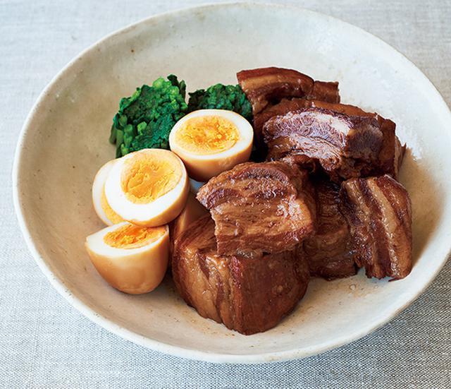画像: 【レシピ】豚の角煮と煮玉子のつくり方