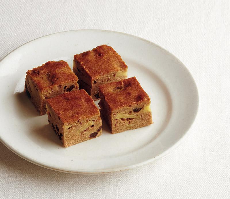 画像: 「りんごのスパイスケーキ」のつくり方