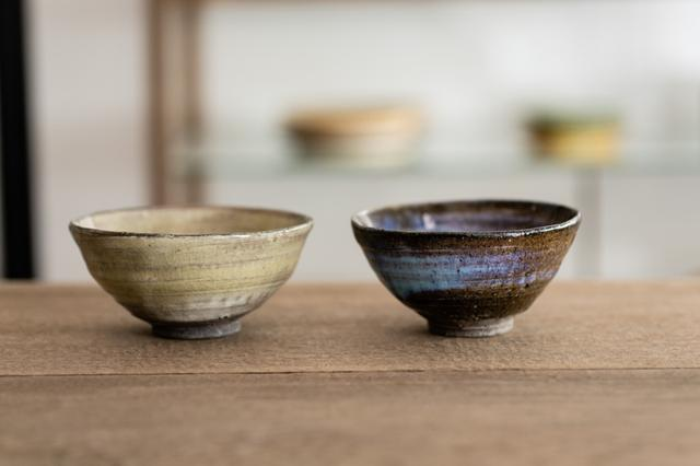 画像: 鉢としても使いやすい形。お客さまの中には、「抹茶をたてるのにもよさそう」と言って買っていかれた方も
