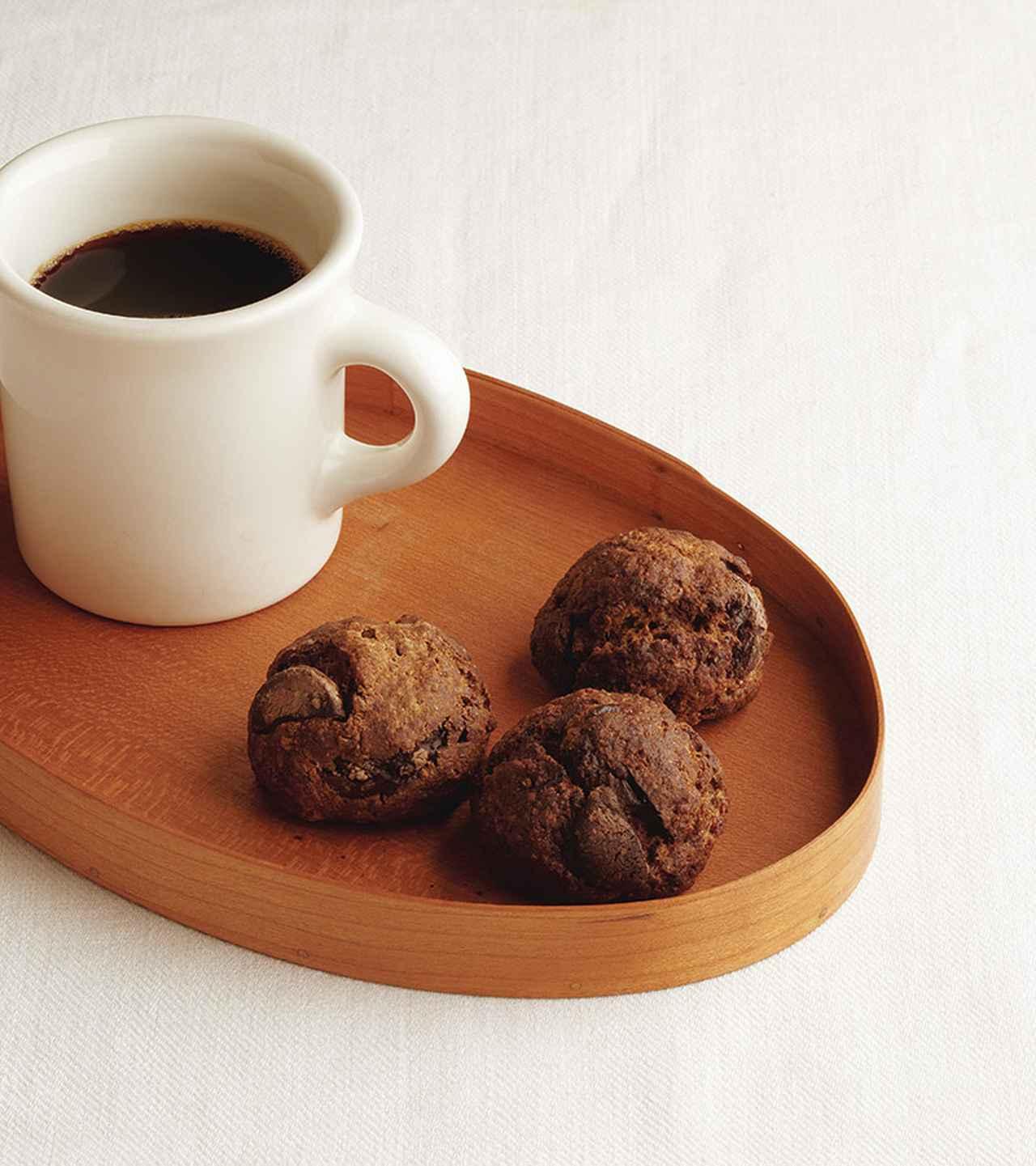 画像: 「コーヒーチョコスコーン」のつくり方