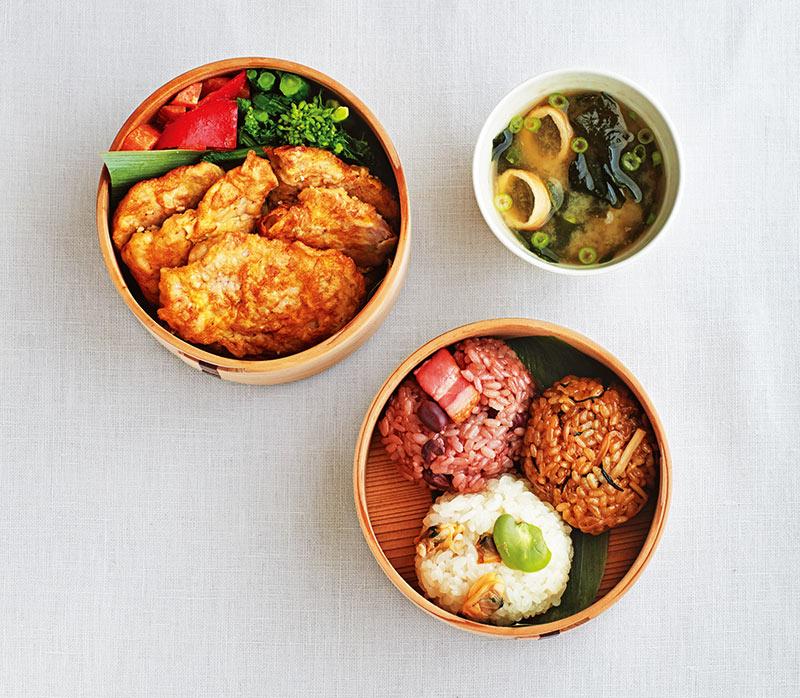 画像: 実は簡単! 冷めてもおいしい、もち米を使ったおこわ弁当