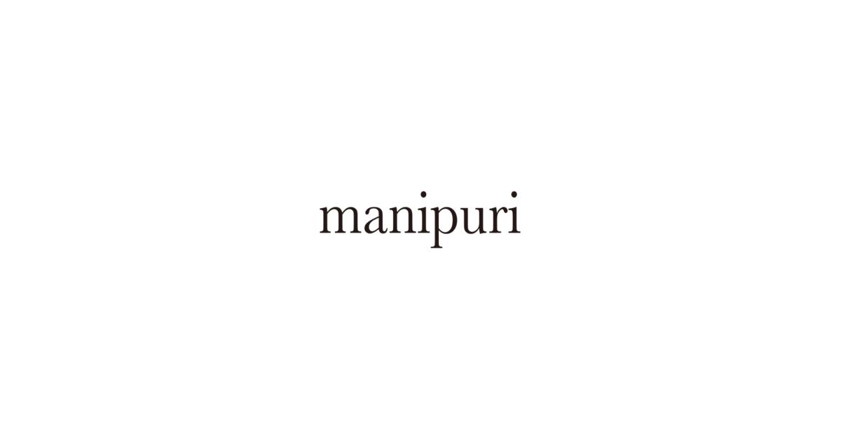 画像1: manipuri Official Site / マニプリ オフィシャルサイト