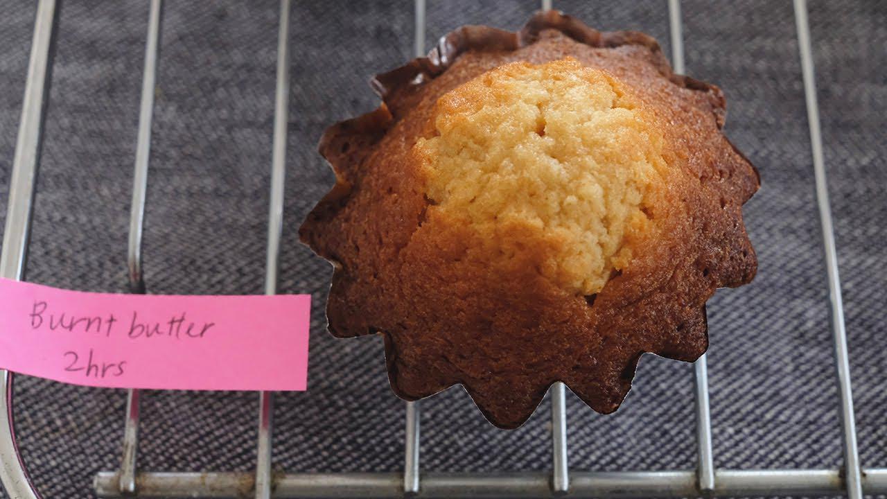 画像: はなのお菓子|焦がしバターのマドレーヌをつくる|天然生活web youtu.be
