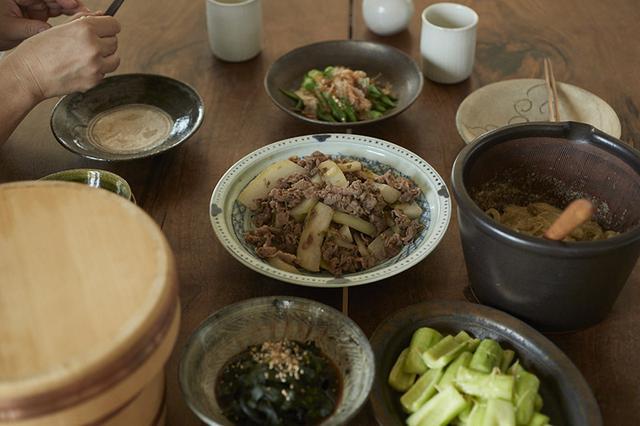 画像1: レシピの源は家族|飛田和緒さんの「おとなになってはみたけれど」