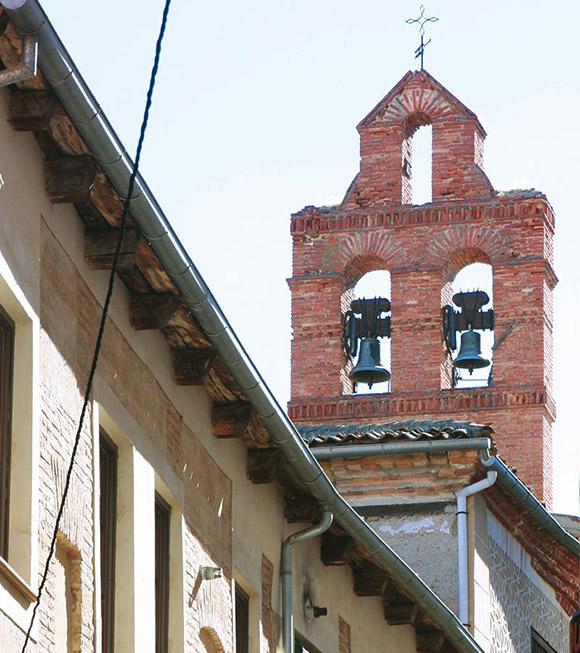 画像: セゴビアのコンセプショニスタ修道院。ここの修道女に多くのレシピを教わった