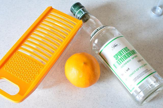 画像: レモンのハーブティンクチャーのつくり方